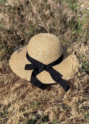 Соломенная шляпа 😍