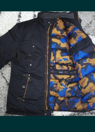 Куртка 54 р.дуже тепла