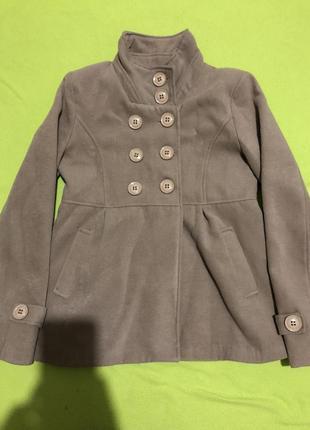 Пальто для вагітної