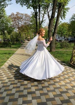 Свадебное платье, торг