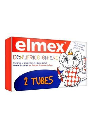 Зубна паста дитяча elmex від 0 до 6 років нiмеччина
