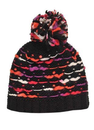 Новые эффектные шапка + шарф снуд, 100% акрил