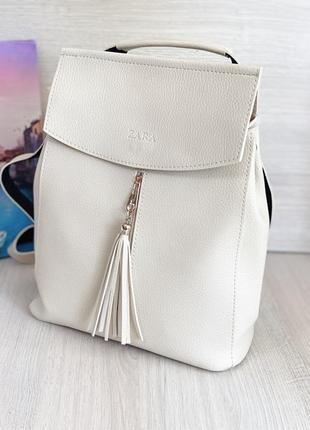 Сумка-рюкзак zara