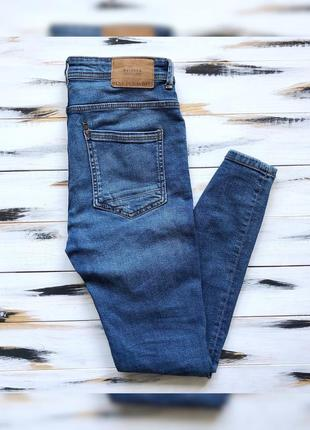 Bershka denim джинсы