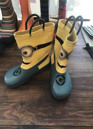 Ризинові чобітки