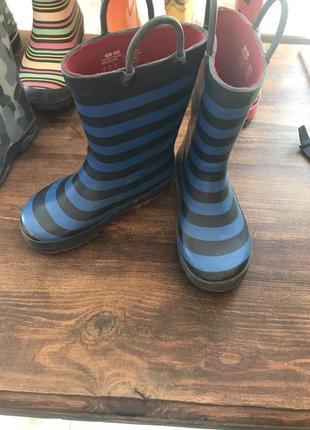 Ризинові чобітки 26 розмір