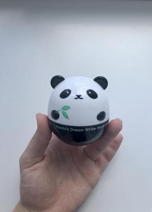 Крем для рук панда tony moly
