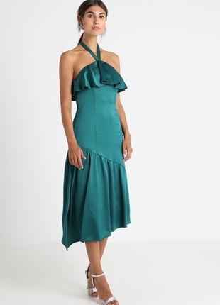 Платье асимметричное vila