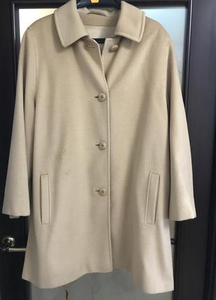 Пальто ангоровое как в max mara