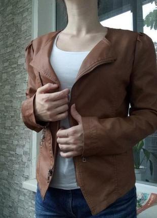 Куртка косуха ветровка
