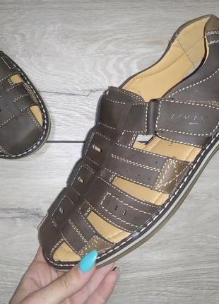 Летние мужские босоножки 🍋 сандалии сандали классика мокасины чоловічі туфли