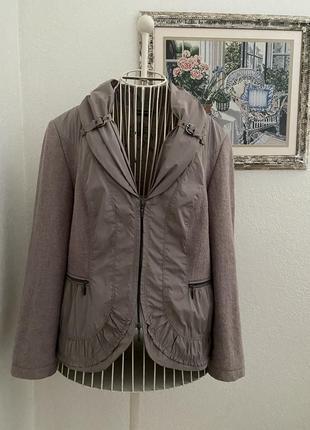 Стильная куртка пиджак gerry weber