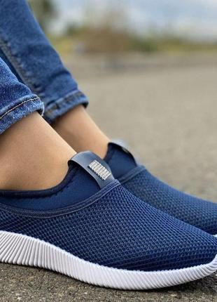 Кросівки жіночі текстиль