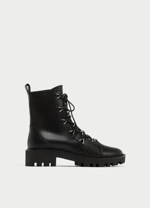 Ботинки, сапоги zara