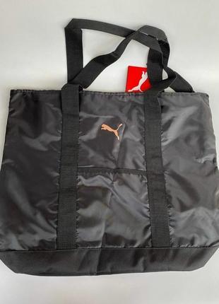 Вместительная сумка  puma