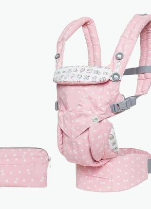 Эрго рюкзак кенгуру переноска для деток