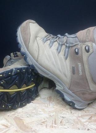 Треккинговые ботинки meindl gore-tex 40 р # 1327