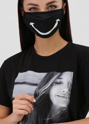 """Защитная маска """"улыбка"""""""
