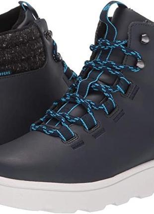 Ботинки clarks men's step explore hi ankle boot оригинал 26.5см