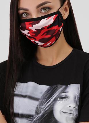 """Защитная маска """"милитари"""""""
