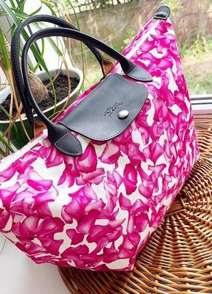 Фирменная сумка longchamp оригинал франция