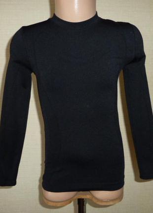 Спортивный реглан, компрессионный реглан на 5-6 лет active kidswear