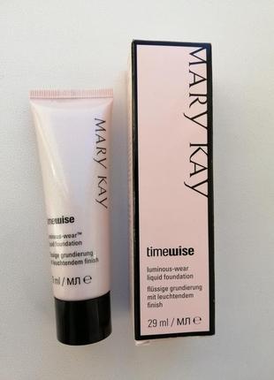 Mary kay timewise основа под макияж ivory 7
