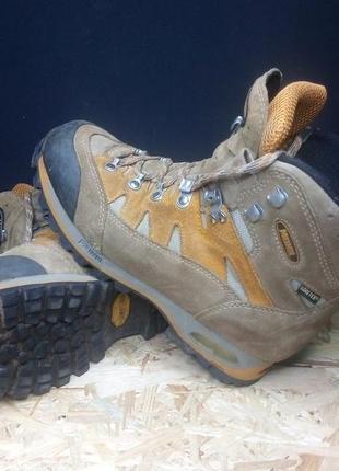 Треккинговые ботинки meindl gore-tex 40 р # 1385