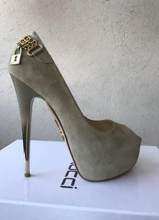 Туфли pier lucci, оригинал, 35 размер