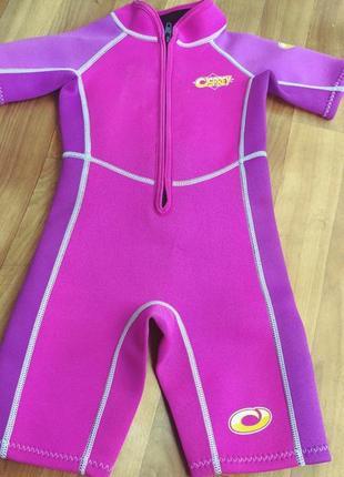 Продам детский костюм для плавания гидрокостюм