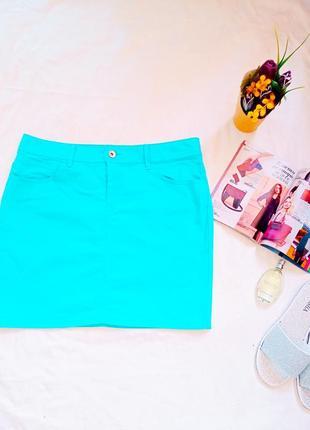 Классная стильная юбка фирмы colin's