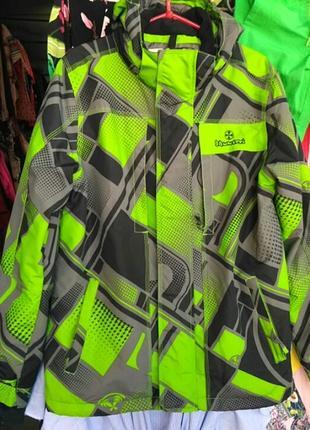 Куртка  мужская  лыжная brunotti