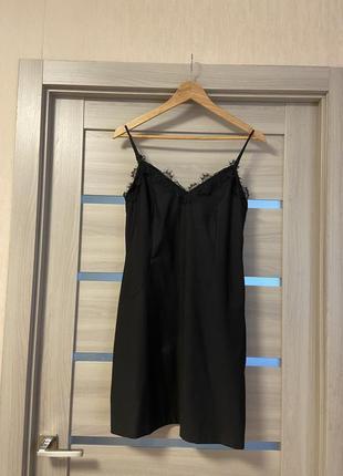 Идеальное платье в бельевом стиле