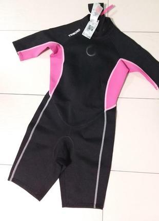 Гидрокостюм/костюм для водных видов спорта, 14 лет, 160/80 см .