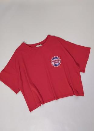 Топ, футболка укороченная, дисней, c&a