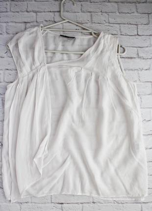 Легкая невесомая нежная блуза фуболка