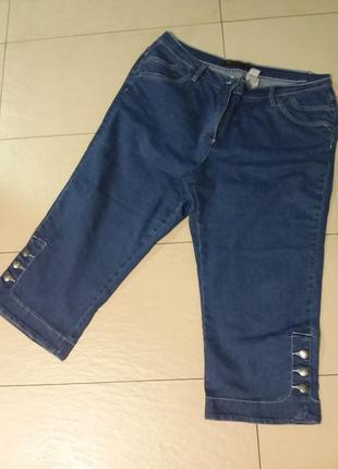 Джинсовые шорты большого 18-20 размера
