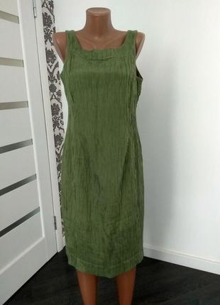 Повседневное платье состав ( катон, вискоза, эластан)