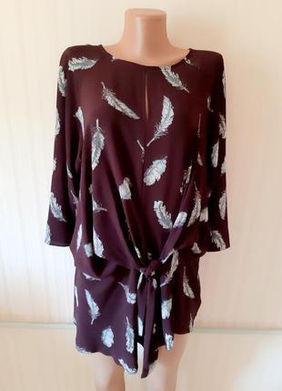 Очень красивая качественная блуза от next