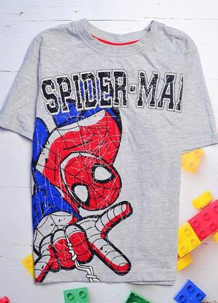 Футболка spiderman, спайдермен, человек паук, людина павук