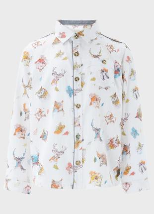 Рубашка 3-4 monsoon