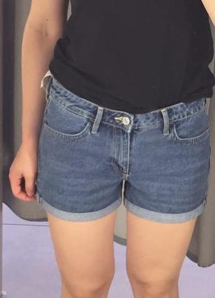 Джинсовые шорты h&m's
