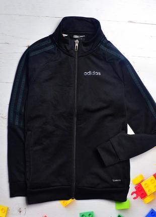 Мастерка черная, adidas original