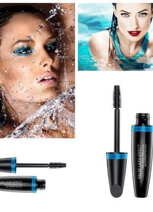 Тушь для ресниц водостойкая летний макияж max factor объем густота