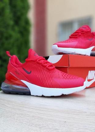 Nike air max 270 красные