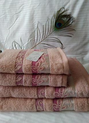 Набор полотенец махровий