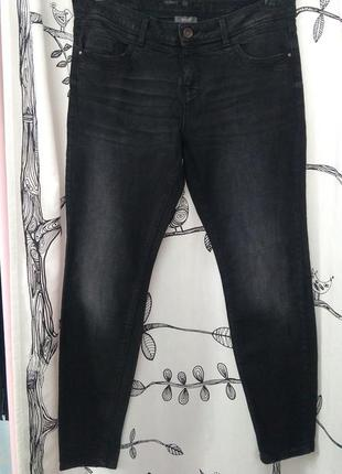 Красиві сірі джинсисерые джинсы