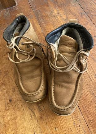 Туфли из натуральной кожы