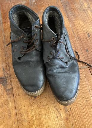 Туфли теплые