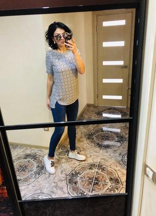 Брендова блуза h&m ціна 165 грн розмір с стан нової